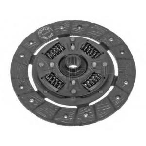 Диск сцепления 1171902401 meyle - VW GOLF I (17) Наклонная задняя часть 1.5