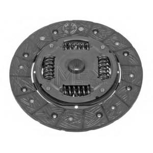 Диск сцепления 1172152800 meyle - VW PASSAT (32B) Наклонная задняя часть 1.6