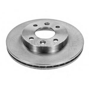 Тормозной диск 16155210003 meyle - RENAULT SUPER 5 (B/C40_) Наклонная задняя часть 1.4 Turbo (C405)