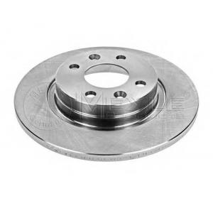 MEYLE 1615 521 0005 Тормозной диск