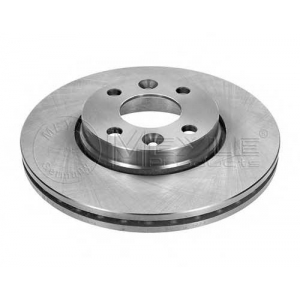 MEYLE 16-15 521 0009 Тормозной диск передний