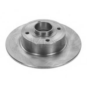MEYLE 1615 523 0016 Тормозной диск