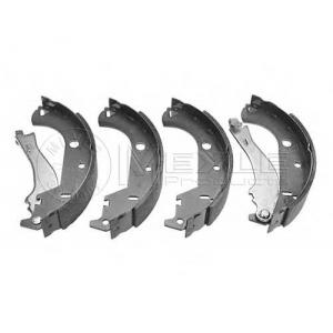 Комплект тормозных колодок 2145330005 meyle - FIAT DOBLO (119) вэн 1.2 (223AXA1A)