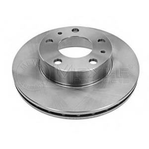 MEYLE 215 521 0004 Тормозной диск вентилируемый передний