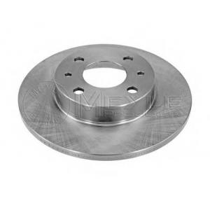 Тормозной диск 2155232001 meyle - FIAT TIPO (160) Наклонная задняя часть 1.4 (160.AC)