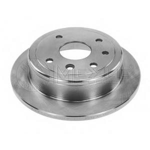 Тормозной диск 29155230003 meyle - DAEWOO EVANDA (KLAL) седан 2.0
