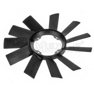 Крыльчатка вентилятора, охлаждение двигателя 3001150004 meyle - BMW 3 (E30) седан 320 i