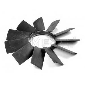 Крыльчатка вентилятора, охлаждение двигателя 3001150005 meyle - BMW 5 (E34) седан 530 i V8
