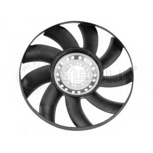 Крыльчатка вентилятора, охлаждение двигателя 3001150006 meyle - BMW X5 (E53) вездеход закрытый 4.4 i