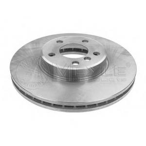 Тормозной диск 3155213025 meyle - BMW X5 (E53) вездеход закрытый 4.4 i