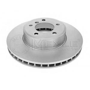 MEYLE 315 521 3060/PD Тормозной диск вентилируемый передний PLATINUM