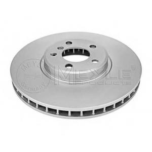 Тормозной диск 3155213070pd meyle - BMW X5 (E53) вездеход закрытый 4.6 is