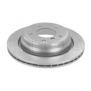 MEYLE 315 523 3012/PD Тормозной диск PLATINUM