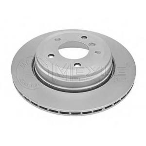 MEYLE 315 523 3062/PD Тормозной диск вентилируемый задний PLATINUM