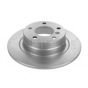 Тормозной диск 3155233068pd meyle - BMW 1 (E81, E87) Наклонная задняя часть 120 i