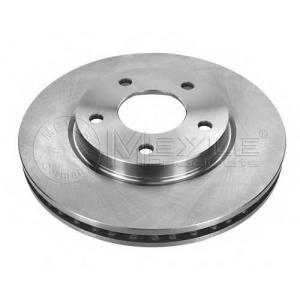 MEYLE 32-15 521 0013 Тормозной диск вентилируемый передний