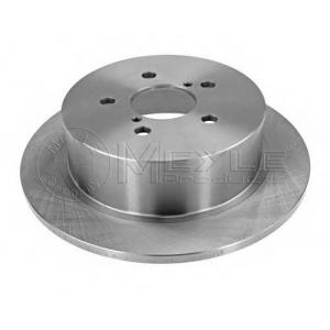 MEYLE 34-15 523 0002 Тормозной диск задний