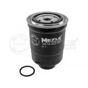 MEYLE 35-14 323 0001 Фильтр топливный