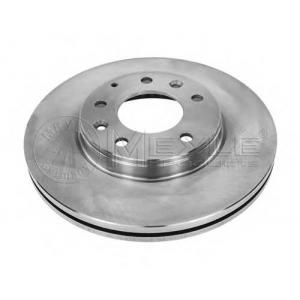 35155210027 meyle Тормозной диск MAZDA 6 Наклонная задняя часть 2.0