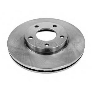 MEYLE 35-15 521 0028 Тормозной диск вентилируемый передний Mazda 3 BK