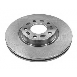 Тормозной диск 35155210029 meyle - MAZDA 3 (BK) Наклонная задняя часть 2.0