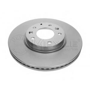 35155210031pd meyle Тормозной диск MAZDA 6 Наклонная задняя часть 2.2 MZR-CD