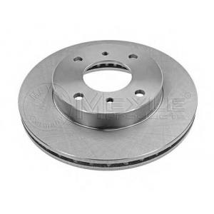 Тормозной диск 36155210014 meyle - NISSAN PRIMERA (P10) седан 1.6