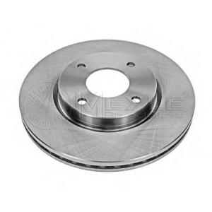 Тормозной диск 36155210052 meyle - NISSAN CUBE (Z12) Наклонная задняя часть 1.5 dCi