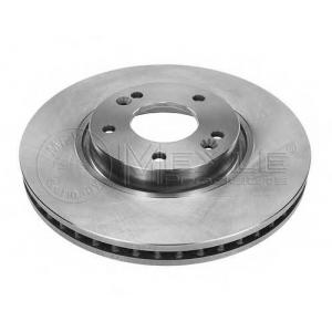 Тормозной диск 37155210012 meyle - HYUNDAI ix35 (LM) вездеход закрытый 1.6