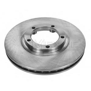 Тормозной диск 37155210024 meyle - HYUNDAI H-1 / STAREX вэн 2.4