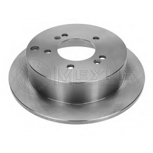 Тормозной диск 37155230005 meyle - HYUNDAI TRAJET (FO) вэн 2.0
