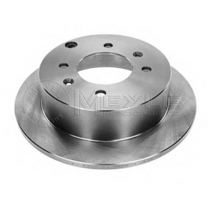 Тормозной диск 37155230009 meyle - HYUNDAI SONATA IV (EF) седан 2.5 V6 24V