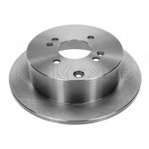 Тормозной диск 37155230012 meyle - HYUNDAI i20 (PB, PBT) Наклонная задняя часть 1.4 CRDi