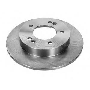 Тормозной диск 37155230017 meyle - HYUNDAI ix20 (JC) Наклонная задняя часть 1.4