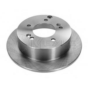 37155230020 meyle Тормозной диск KIA SPORTAGE вездеход закрытый 2.0 CRDi