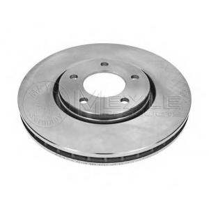 Тормозной диск 44155210001 meyle - CHRYSLER VOYAGER IV (RG) вэн 2.4