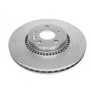 MEYLE 515 521 0004/PD Тормозной диск вентилируемый передний PLATINUM