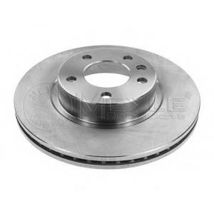 6155216010 meyle Тормозной диск OPEL OMEGA седан 2.0
