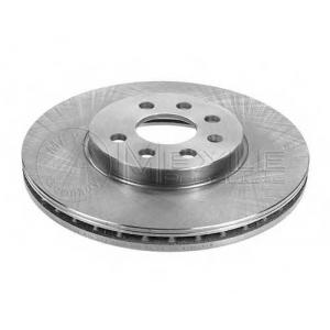 Тормозной диск 6155216032 meyle - OPEL ASTRA H Наклонная задняя часть 1.4