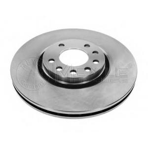 Тормозной диск 6155216036 meyle - SAAB 9-5 (YS3E) седан 3.0 V6t