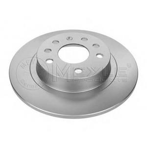 Тормозной диск 6155230004pd meyle - OPEL ZAFIRA B (A05) вэн 2.0