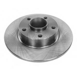 MEYLE 615 523 0022 Тормозной диск задний+подшипник Trafic/Vivaro