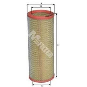 M-FILTER A108 Фильтр воздушный RENAULT (пр-во M-filter)