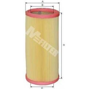 M-FILTER A109 Фильтр воздушный RENAULT (пр-во M-Filter)