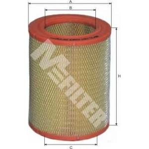 M-FILTER A263 Фильтр воздушный CITROEN, PEUGEOT (пр-во M-filter)