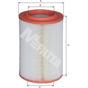 M-FILTER A266 Фильтр воздушный VW T4 (пр-во M-filter)