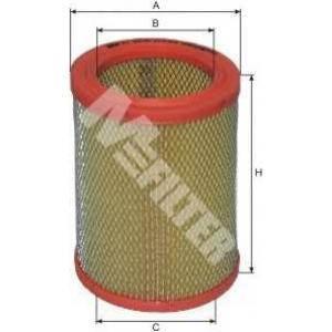 M-FILTER A276 Фильтр воздушный RENAULT, VOLVO (пр-во M-Filter)
