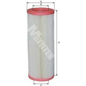 MFILTER A 286 Фильтр воздушный