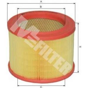 M-FILTER A289 Фильтр воздушный CITROEN ZX (пр-во M-filter)