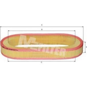 ��������� ������ a338 mfilter - MERCEDES-BENZ 190 (W201) ����� E 1.8 (201.018)